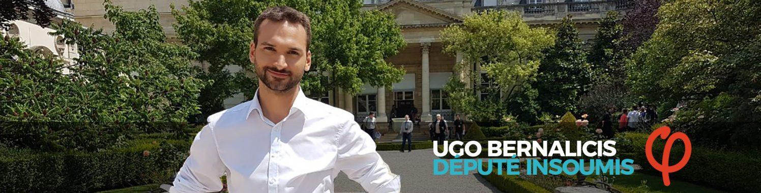 Le blog d'Ugo Bernalicis