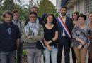 Rencontre avec les jeunes de laCJS de Mons-en-Baroeul