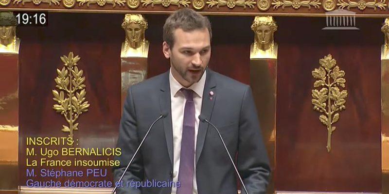 «Vous êtes la France qui abdique avec ce projet de démocrature»