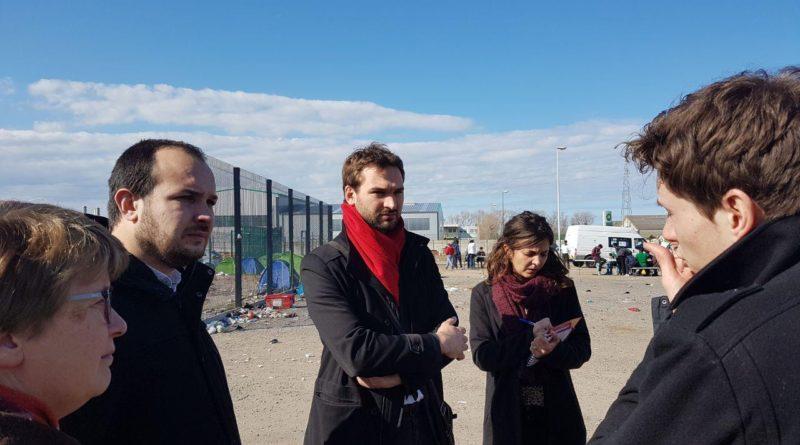 Purgatoire dangereux pour les réfugiés, Calais doit retrouver sa tranquillité.