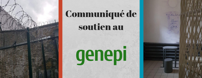 La sanction politique du Genepi est un coup dur pour la réinsertion des personnes détenues