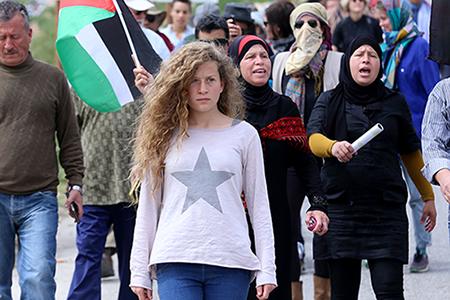 QE – La situation des mineurs palestiniens détenus