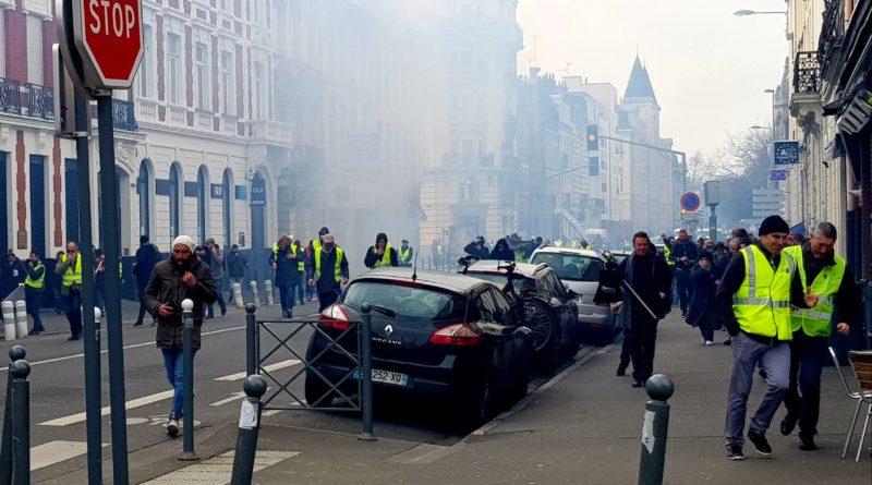 Mise en garde au directeur départemental des la sécurité publique pour les prochaines manifestations