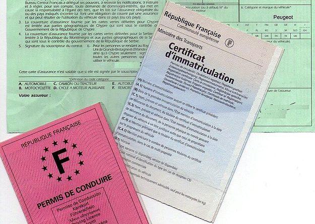 QE – Dématérialisation des procédures de demandes de cartes grises